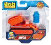 Fisher Price Bob budowniczy mały pojazd Spychacz