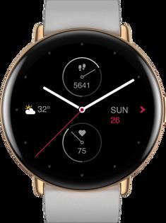 Smartwatch ZEPP E Round Moon Grey (Szary)