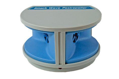 Odstraszacz Ultrasonic Attack Wave Pestrepeller