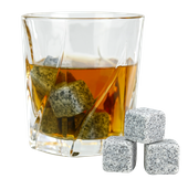 Kamienie do whisky 9szt.