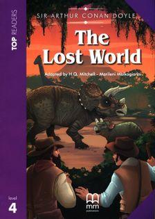 The Lost World + CD Doyle Arthur Conan