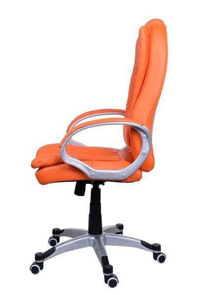 Fotel biurowy GIOSEDIO pomarańczowy,model BSU009 zdjęcie 2