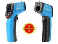 Bezdotykowy termometr pirometr laserowy -50 ~ 400°C z kolorowym LCD Benetech GM333A