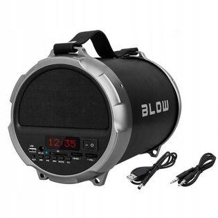 Głośnik BT BAZOOKA BT1000 FM USB AUX 100W microSD