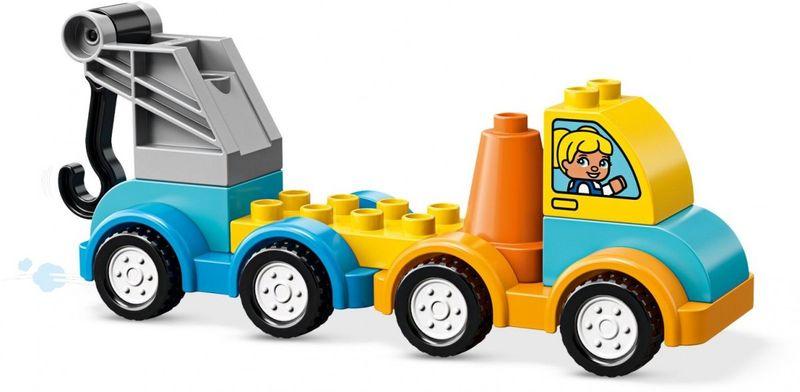 Lego Duplo Mój pierwszy holownik zdjęcie 4