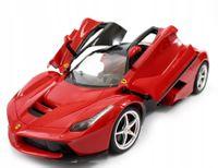 Zdalnie Sterowany La Ferrari F70 RASTAR 1:14 RED