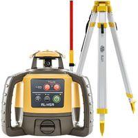 Niwelator laserowy Topcon RL-H5A (+ statyw + łata)