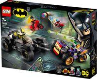 Klocki LEGO Super Heroes 76159 Trójkołowy motocykl Jokera