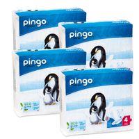 Pieluszki Pingo Ultra Soft 4 MAXI 160szt. (4x40)