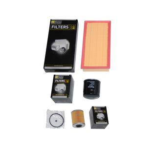zestaw filtrów VOLVO S40 V40 1.9 Di 102-115 3szt