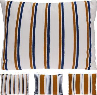 Lumarko poduszka w paski 45x60cm 3 rodzaje