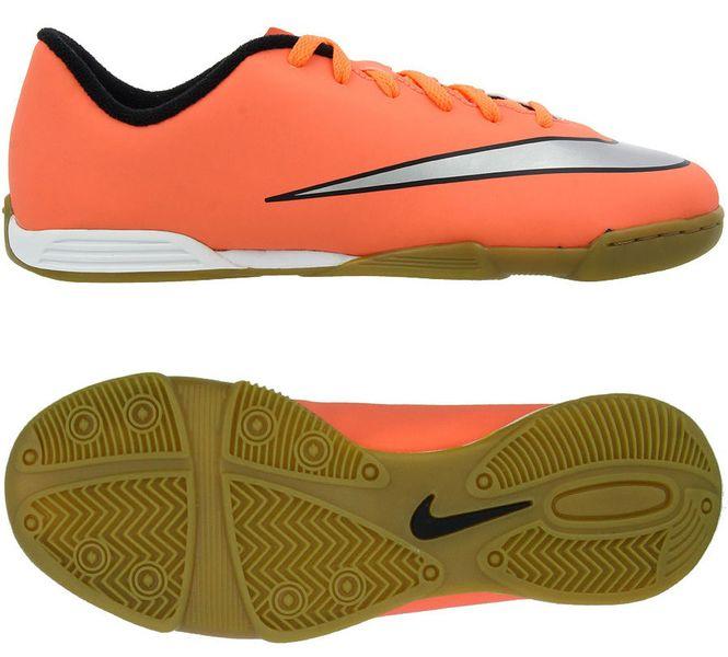 szczegółowe obrazy nowy koncept pierwsza stawka Buty Nike Mercurial Vortex IC JR - r. 36.5