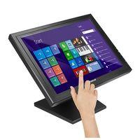 "Monitor z Ekranem Dotykowym iggual MTL15B 15"" LCD XGA USB Czarny"