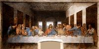 Reprodukcje obrazów Ostatnia wieczerza - Leonardo da Vinci Rozmiar - 80x40