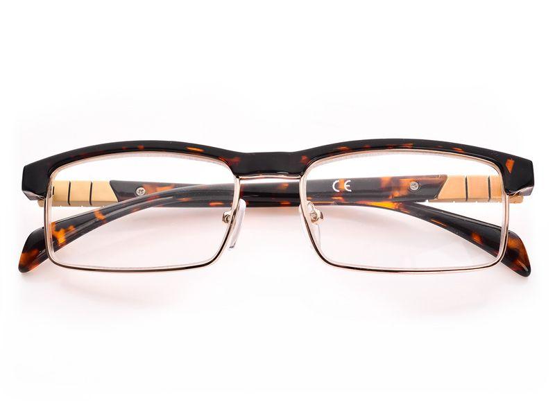 Damskie zastępcze okulary korekcyjne plusy +3,00 zdjęcie 1