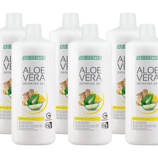 LR LIFETAKT Aloe Vera Drinking Gel Immune Plus 6pak