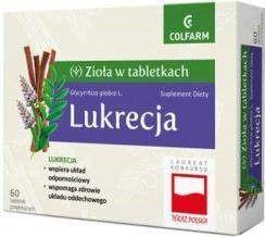 Colfarm Lukrecja 60 T Odporność