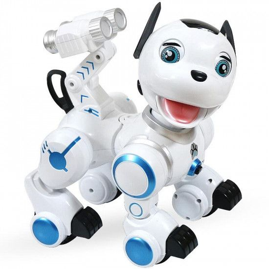 ROBOPIESEK piesek pies robot zdalnie  sterowany interaktywny  Y71 zdjęcie 4