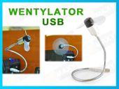 AK35 WIATRAK USB WENTYLATOR WIATRACZEK CHŁODZENIE