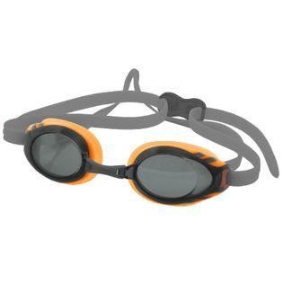 Okulary pływackie CONCEPT Kolor-Okulary - 75 - pomarańczowy / ciemne szkła