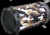 Rebeltec SoundTUBE 140 głośnik bluetooth radio MP3 SD USB AUX LED moro