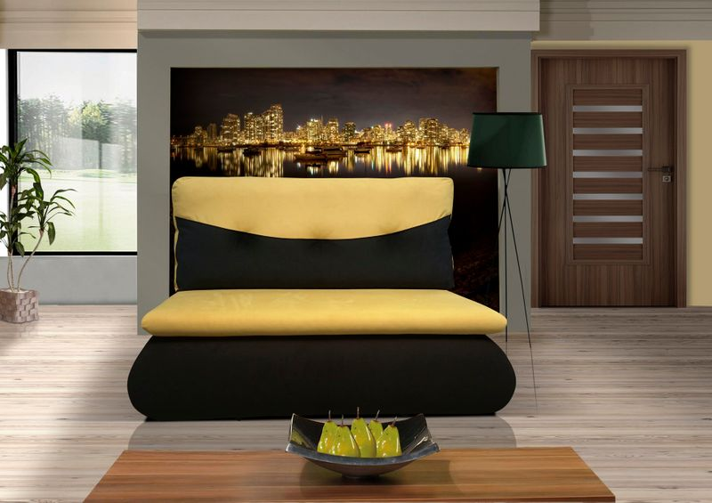 Sofa Tymoteusz - fotel rozkładany - różne kolory zdjęcie 1