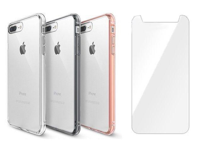 RINGKE FUSION - ETUI CASE - iPhone 7 PLUS + SZKŁO zdjęcie 1
