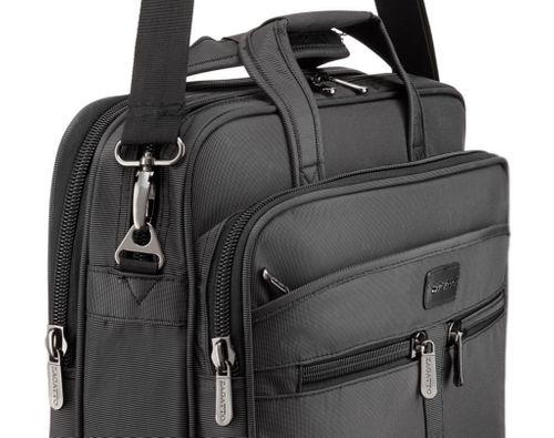 Wielofunkcyjna biznesowa torba na laptopa Zagatto Oxford ZG102 na Arena.pl