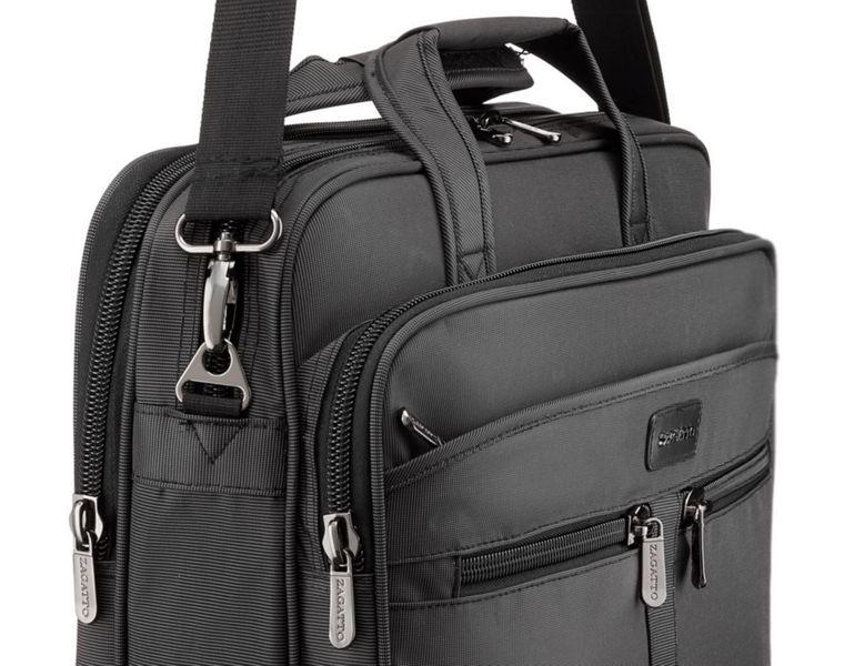 Wielofunkcyjna biznesowa torba na laptopa Zagatto Oxford ZG102 zdjęcie 8