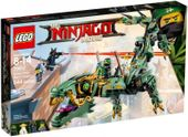 Lego polska Ninjago Mechaniczmy smok zielonego ninja