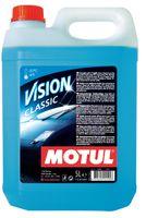 Motul Vision Classic - Zimowy płyn do spryskiwaczy 5L
