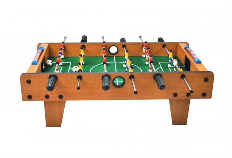 Edycja produktu Piłkarzyki stołowe 69x37x24.5cm zdjęcie 4