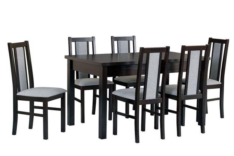 Stół I Krzesła Do Salonu Jadalni Kuchni Zestaw Xviii