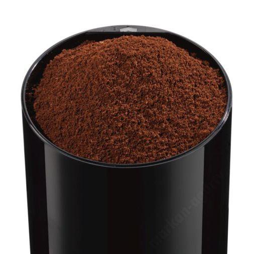 Młynek elektryczny do mielenia kawy Bosch MKM6003 czarny zdjęcie 5
