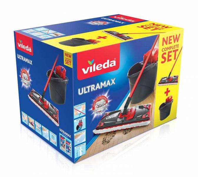 Vileda UltraMax BOX mop+wiadro zdjęcie 1