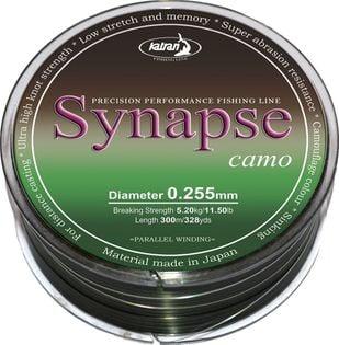 KATRAN Synapse Carp Camo 0,25mm 300m