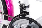 Rower 24 KANDS LAGUNA VS-1 ZWK biało-różowy zdjęcie 13