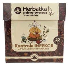Natura Wita Herbatka Kontrola Infekcji 40G
