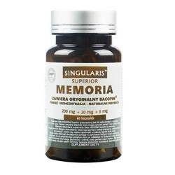 Singularis Memoria 60 Kaps Na Pamięć
