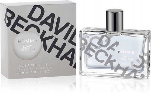 DAVID BECKHAM Homme Men woda po goleniu 50 ml