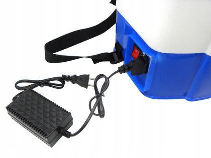 Opryskiwacz akumulatorowy plecakowy 20L 12V