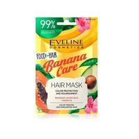 Eveline Food for hair Maska do włosów-Banan 20ml