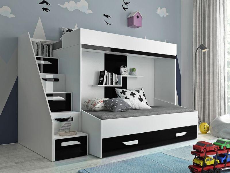 Łóżko piętrowe antresola LUX 16 zdjęcie 4