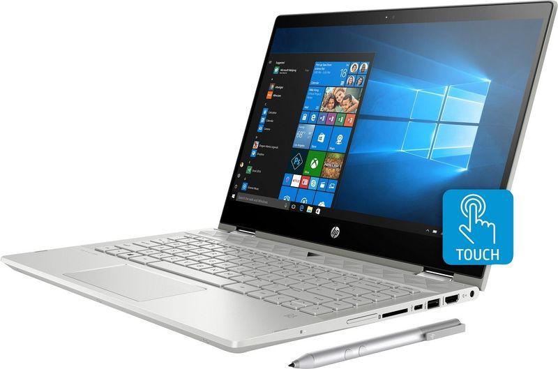 HP Pavilion 14 x360 Intel i3-8130U 1TB +Optane Pen zdjęcie 1