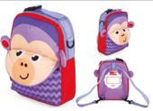 Plecak 3 w 1 Fisher Price – Małpka 3D