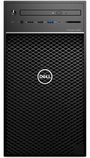 Komputer Dell Precision 3640 (16Gb/ssd512Gb/dvd-Rw/w10P)
