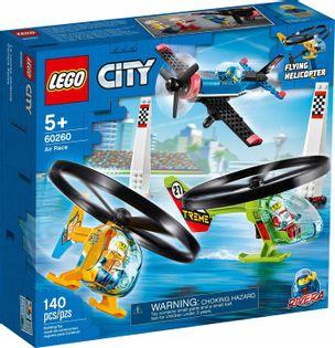 LEGO CITY Powietrzny wyścig 60260