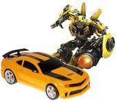 Transformer auto robot 2w1 Bumblebee zdalnie sterowany RC 2.4GHz U20 zdjęcie 7