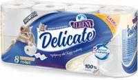 ELLEENA Delicate 8szt - papier toaletowy