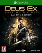 DEUS EX ROZŁAM LUDZKOŚCI Day One Edition - PL XONE